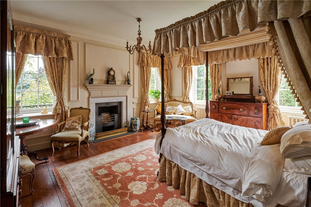 Cholderton House luxury properties