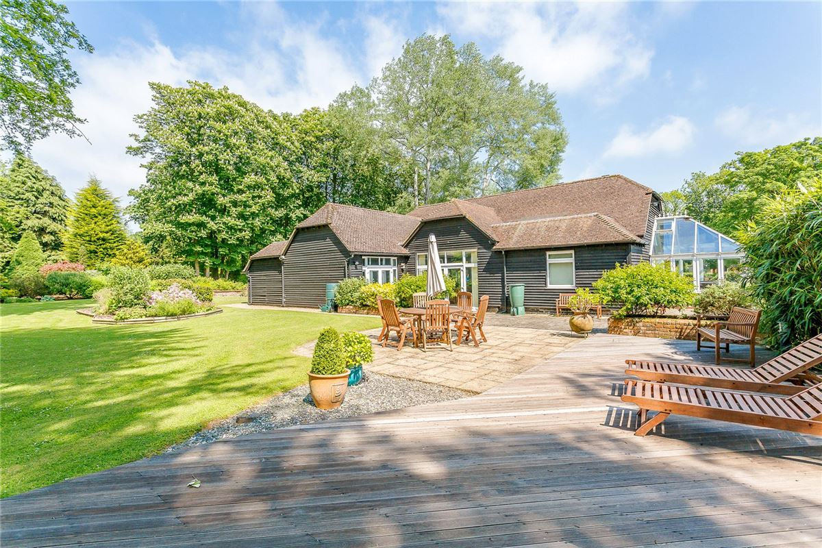 Luxury homes in Charming and leisurely country house