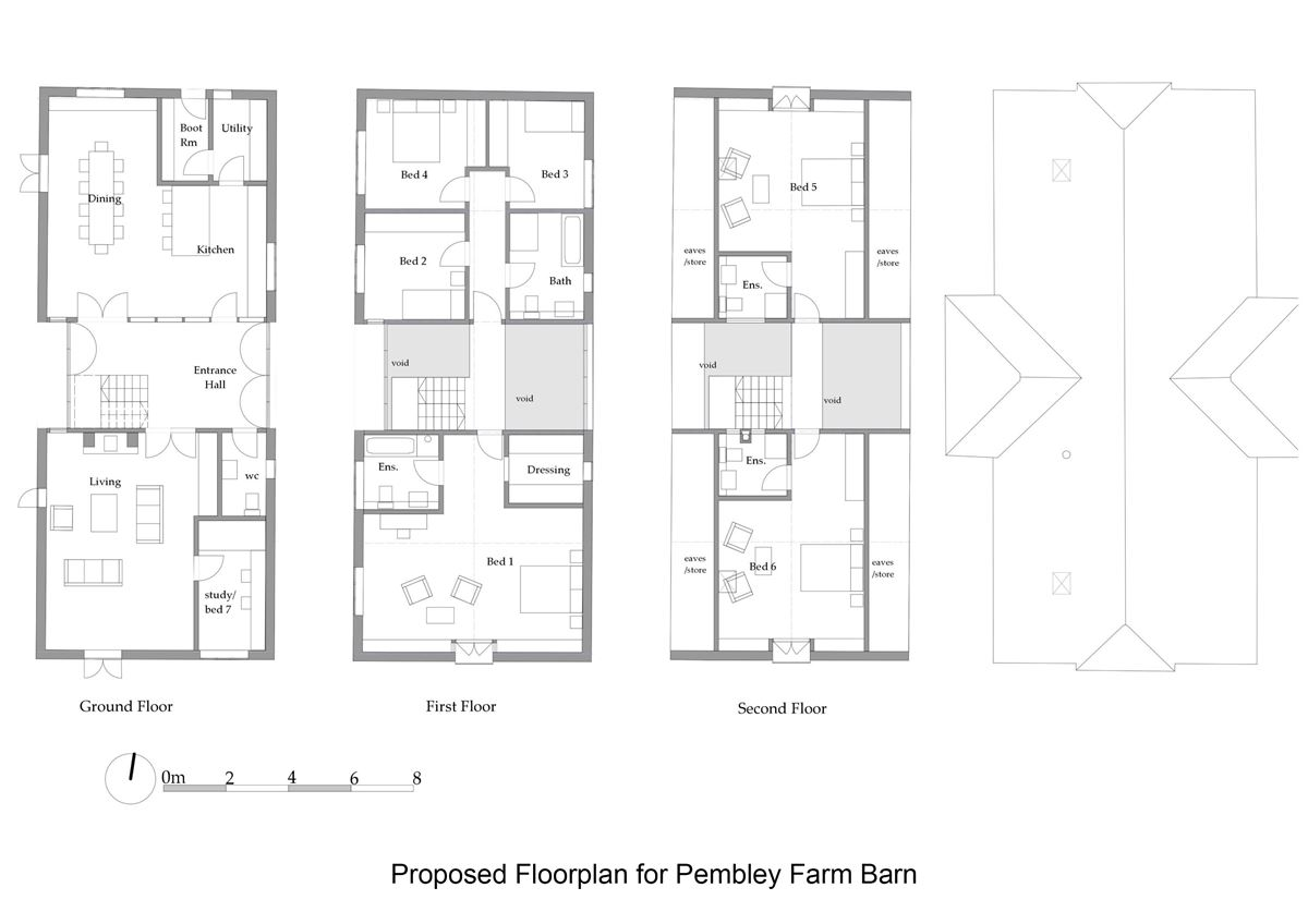 Luxury homes in Pembley Farm