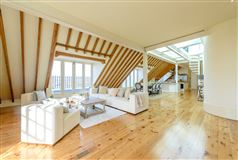 A truly spectacular and absolutely unique three bedroom warehouse conversion luxury real estate