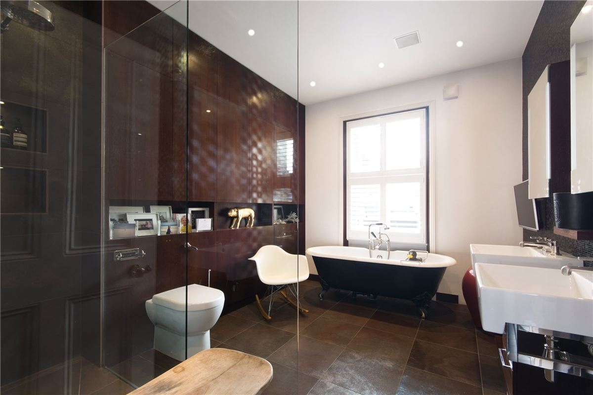 Luxury properties  this stunning house has been stylishly refurbished throughout
