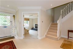 Luxury real estate immaculate home in popular Radlett