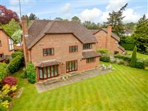 immaculate home in popular Radlett mansions