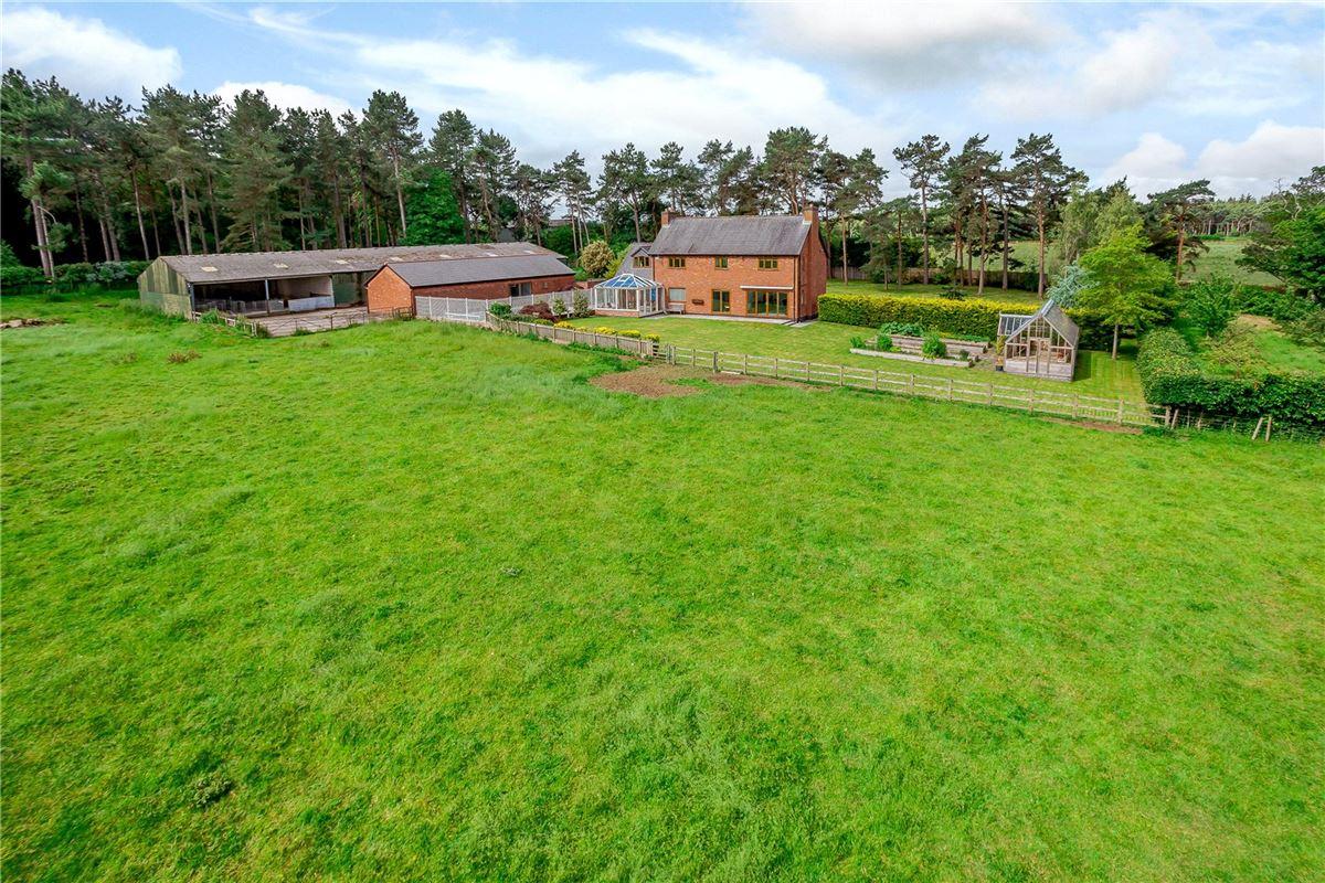 Mansions Fiddleston Farm