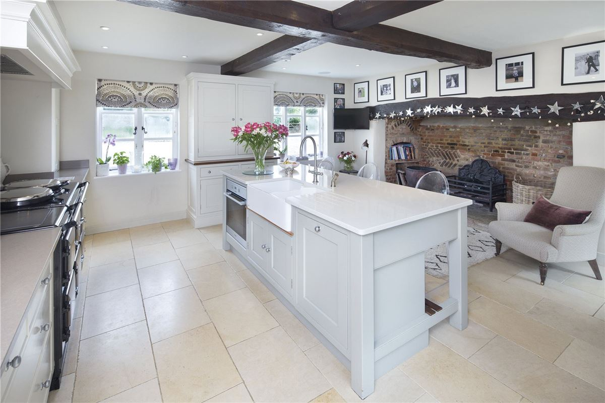 Luxury properties A beautifully presented house in a mature rural setting