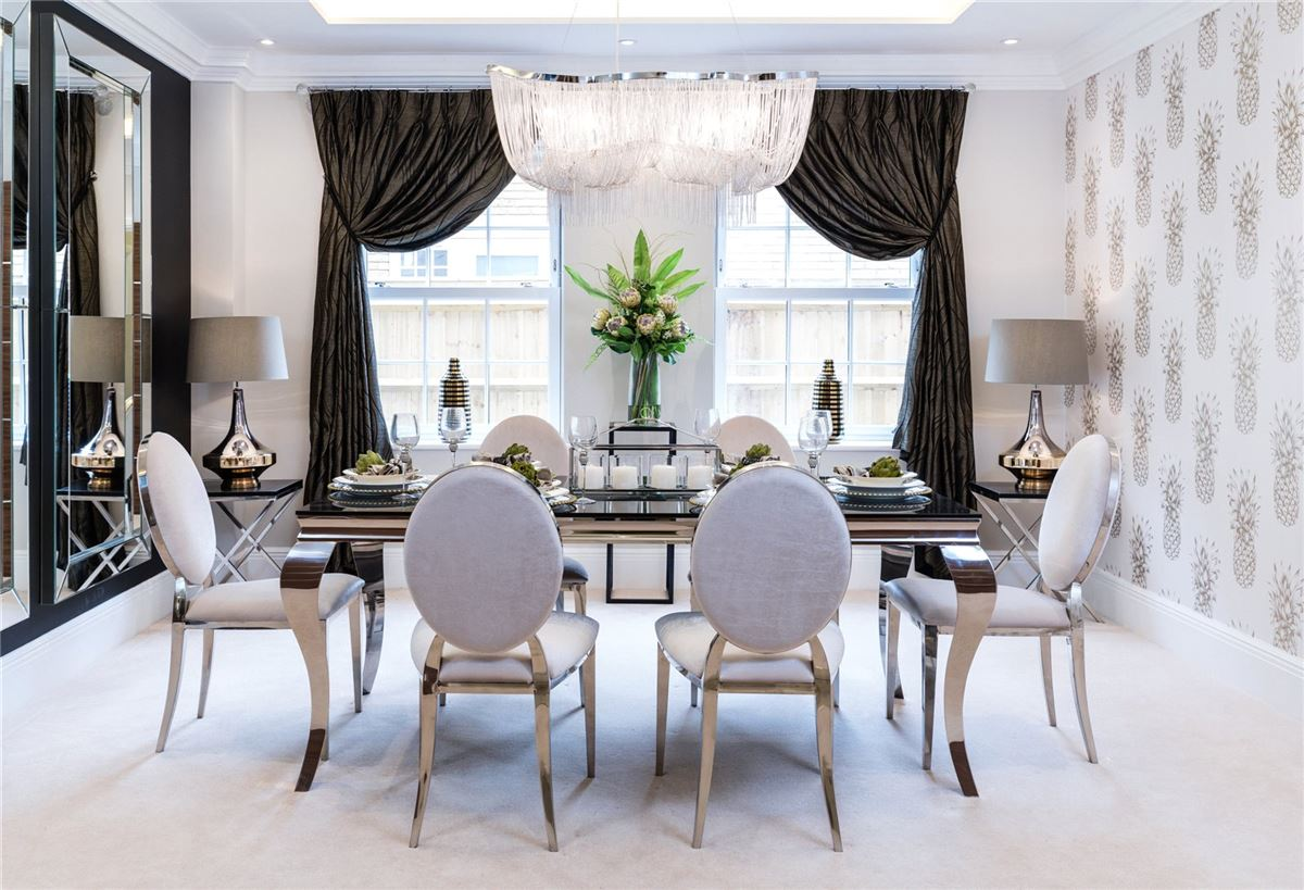 Luxury homes new home designed with modern living in mind