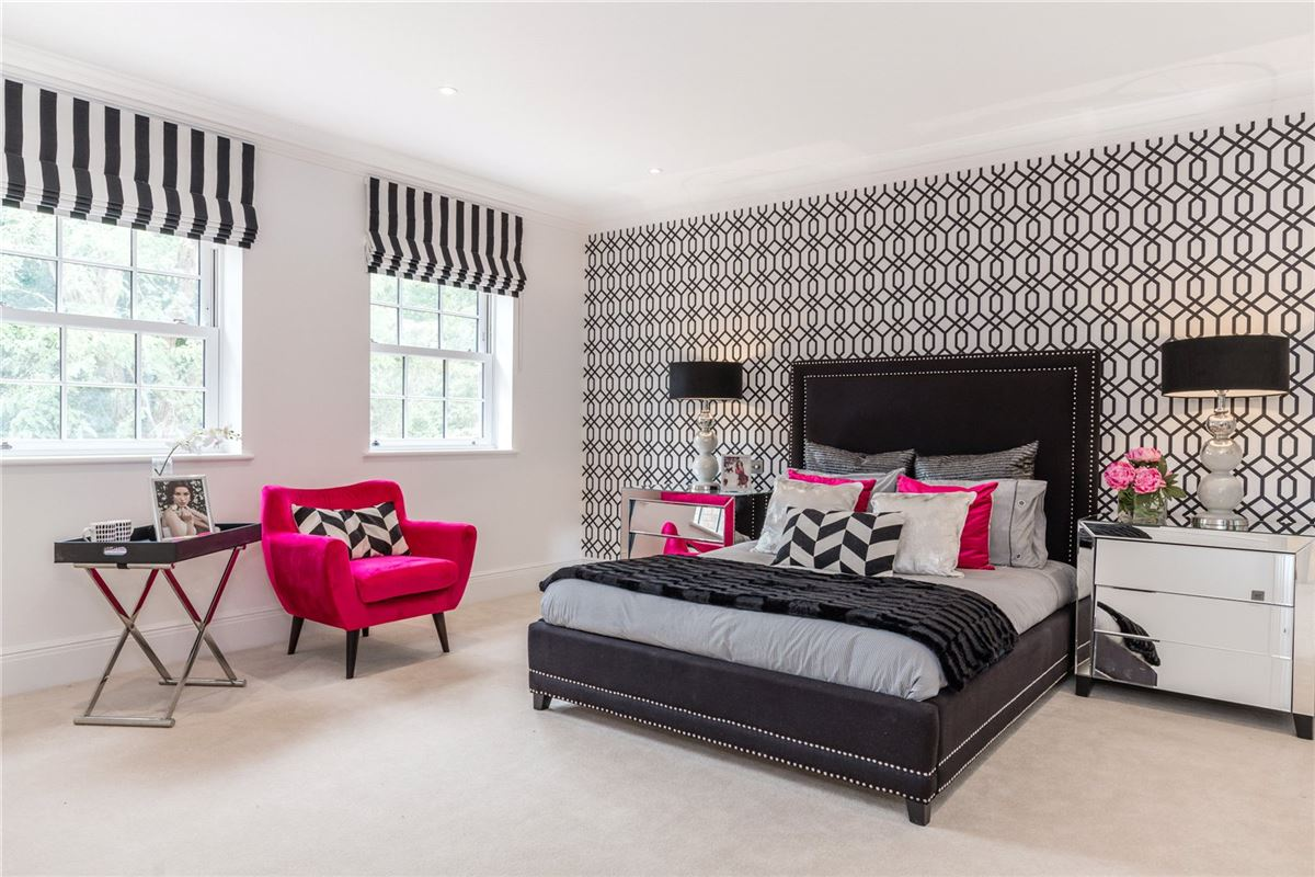 Luxury properties new home designed with modern living in mind