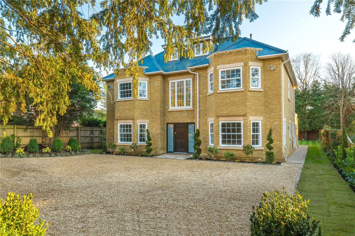Luxury homes in new home designed with modern living in mind