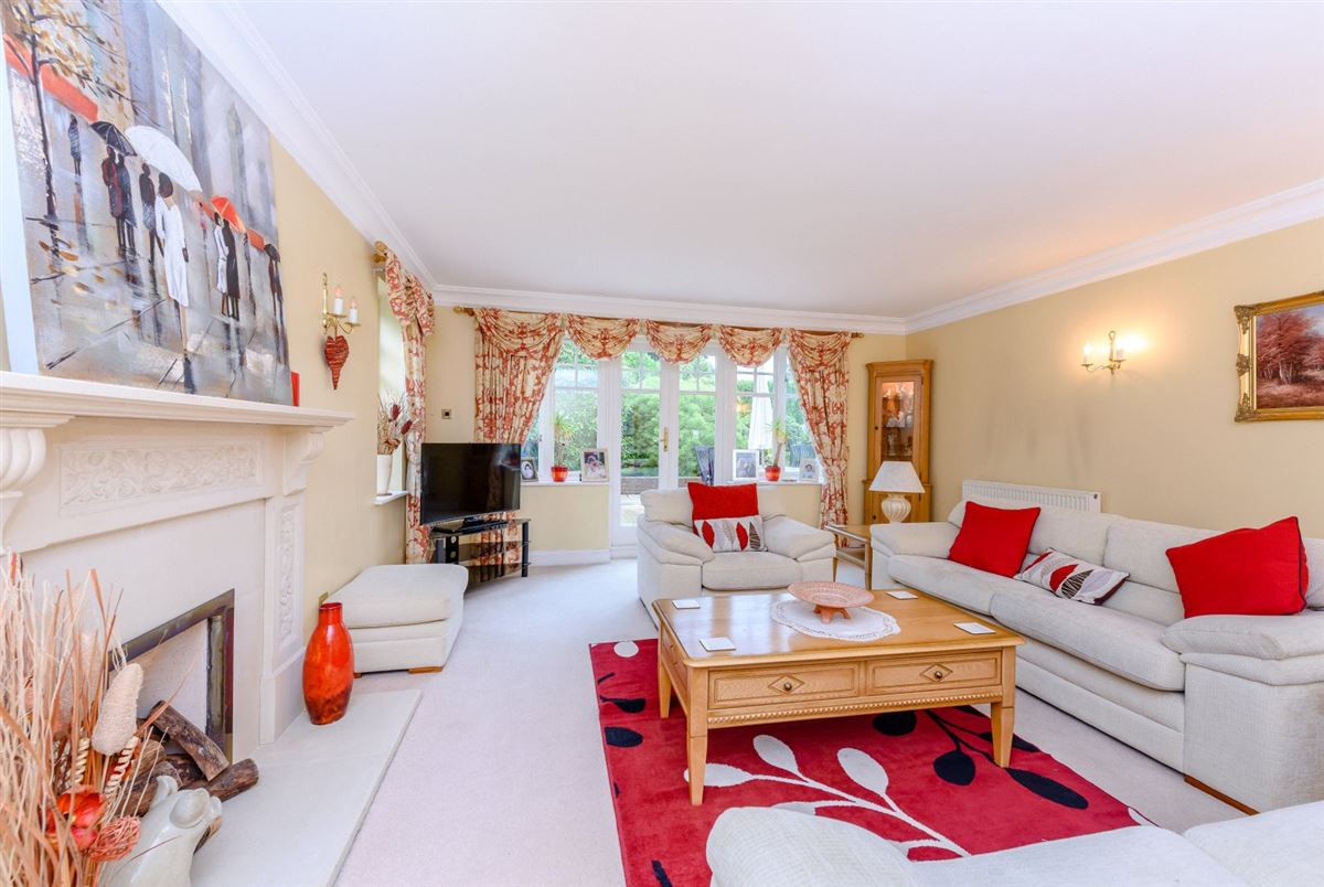 Luxury homes handsome home offering light and spacious accommodation