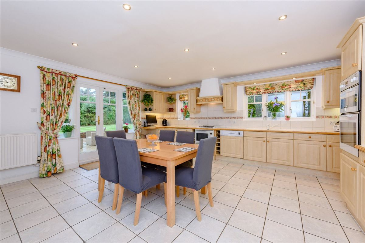 handsome home offering light and spacious accommodation luxury homes