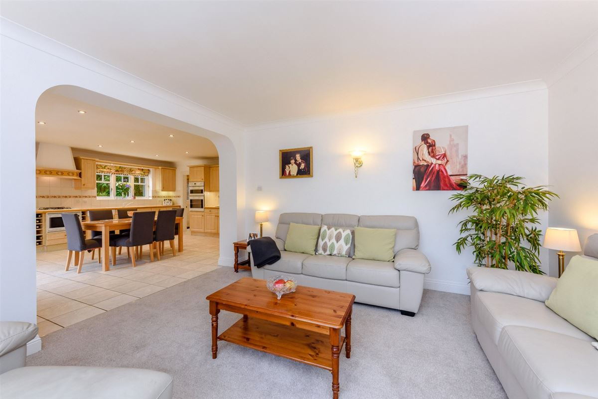 Luxury real estate handsome home offering light and spacious accommodation