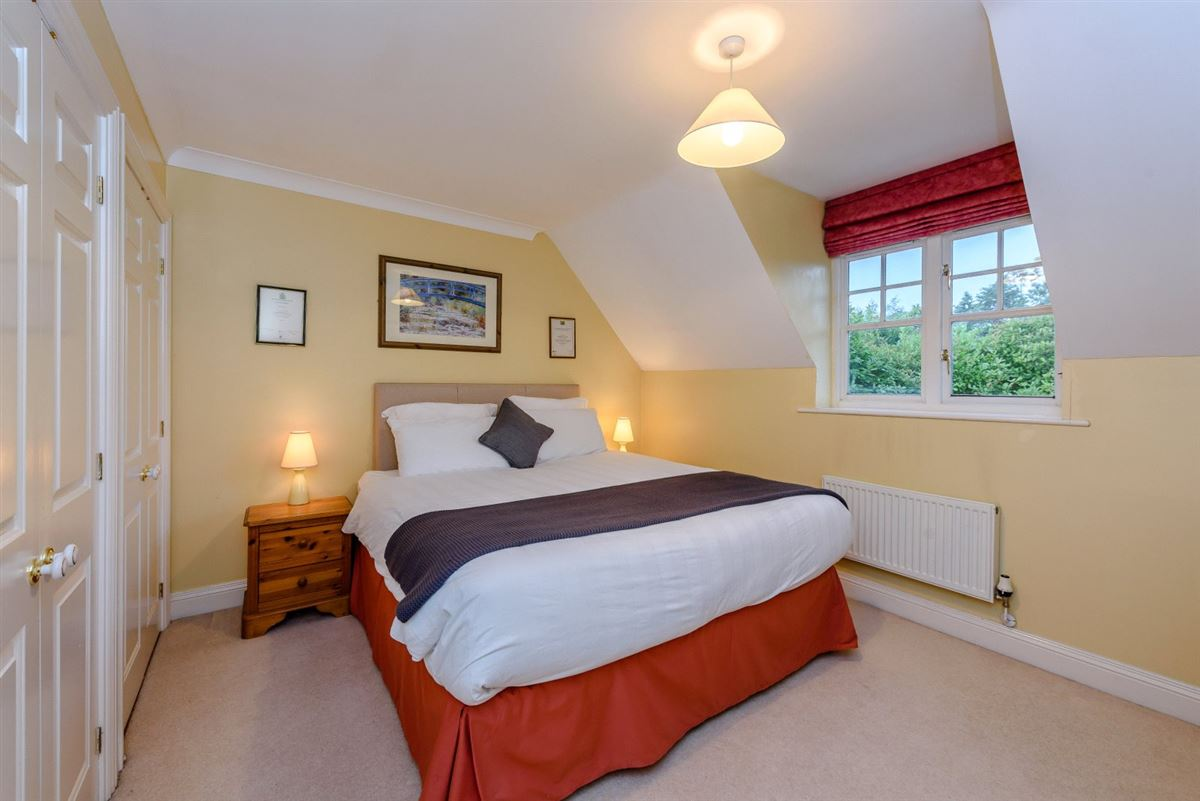 Luxury properties handsome home offering light and spacious accommodation