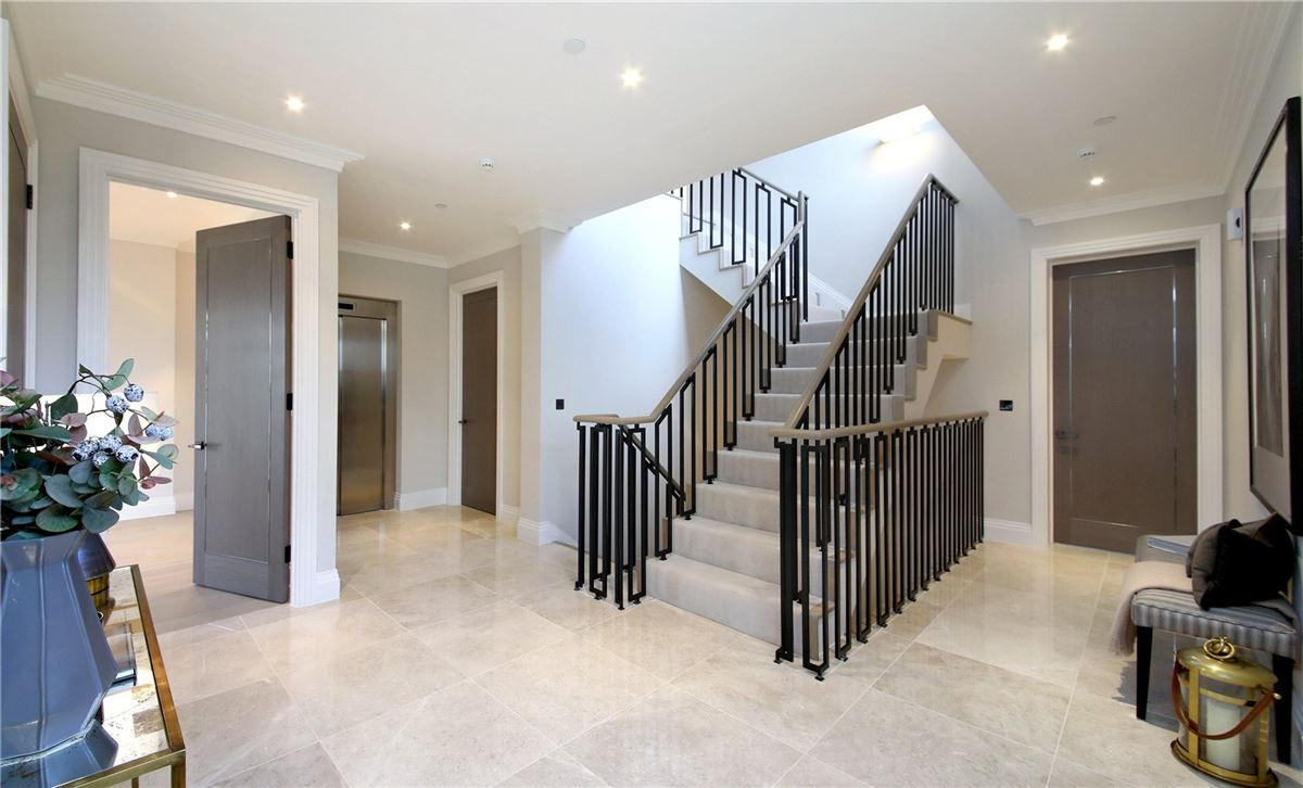 Luxury real estate impeccably designed new townhouse