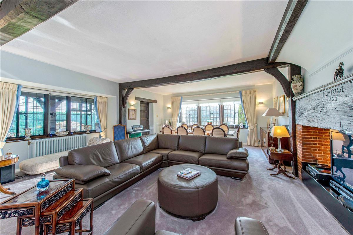 Luxury homes Fulmer Chase