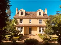 Luxury real estate A substantial and highly attractive property with delightful gardens