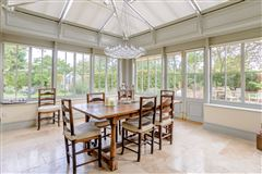 A substantial and highly attractive property with delightful gardens luxury real estate