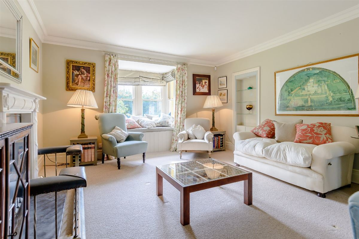 Luxury properties A substantial and highly attractive property with delightful gardens