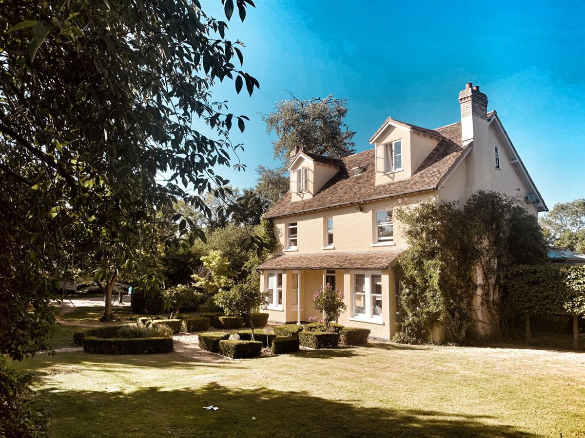 Mansions A substantial and highly attractive property with delightful gardens