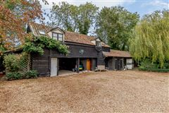 Mansions in A substantial and highly attractive property with delightful gardens