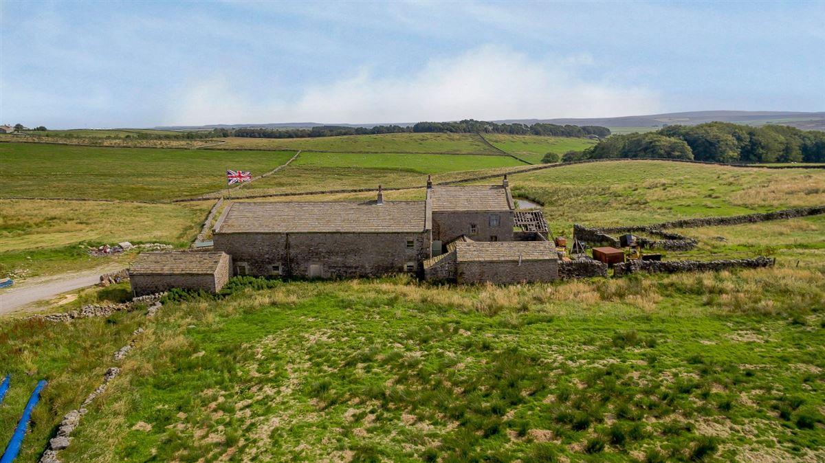 Mansions in Rorkes Drift Farm