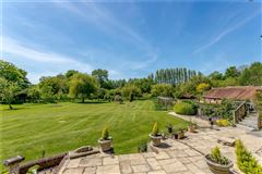 wonderful family home on the River Itchen luxury real estate