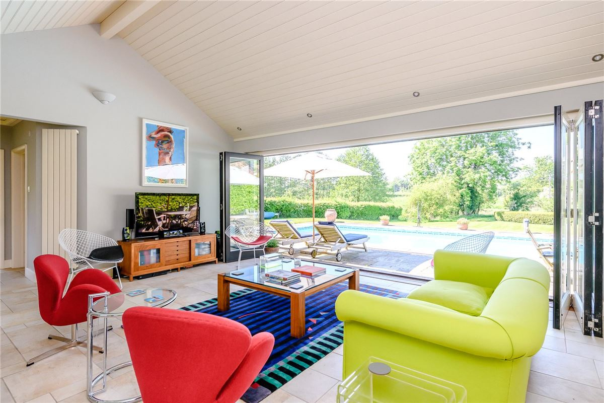 spacious home boasts stunning gardens and grounds luxury properties