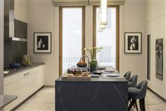 Mansions apartment in exceptional development