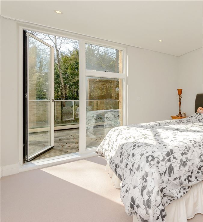 An architecturally stunning four bedroom house luxury properties