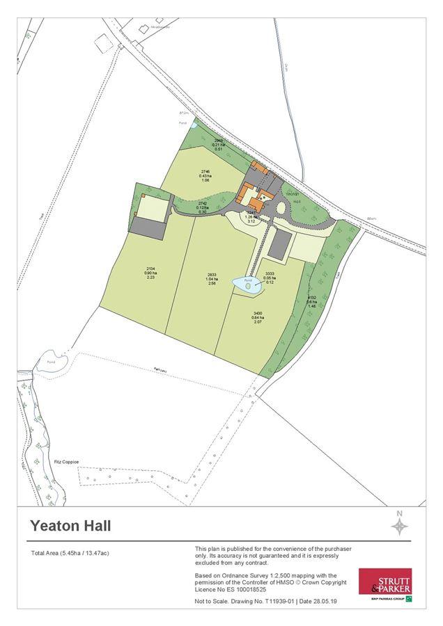 Yeaton Hall  luxury homes