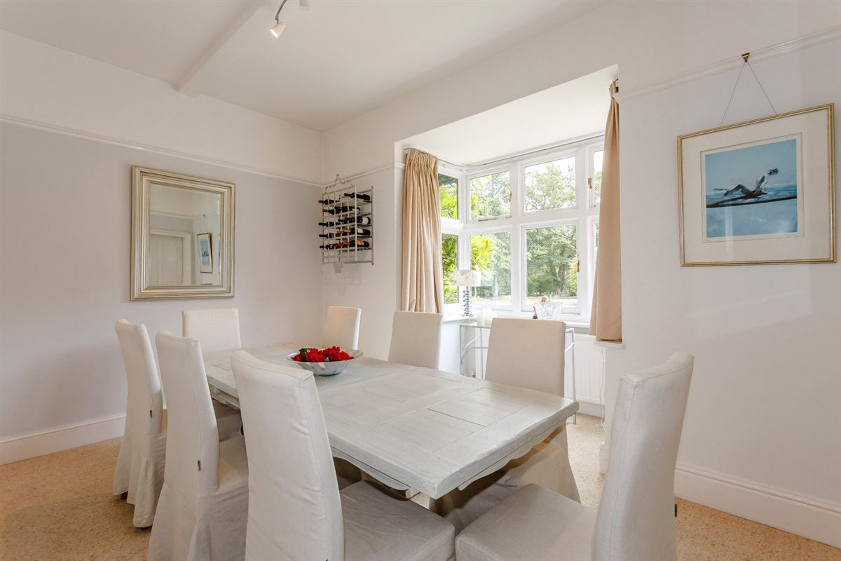 Luxury real estate Thundridge House