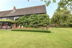 Luxury properties a beautifully appointed home set in lovely gardens