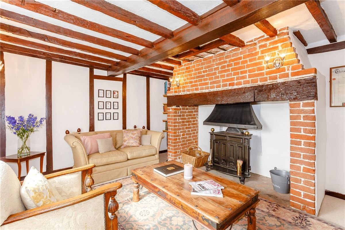 Luxury real estate A delightful Grade II listed building with classic rustic charm