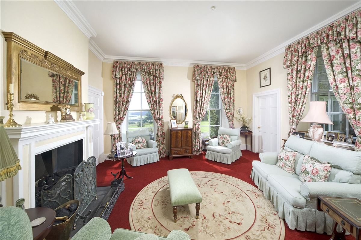Northumbrian Georgian country house with understated splendour mansions