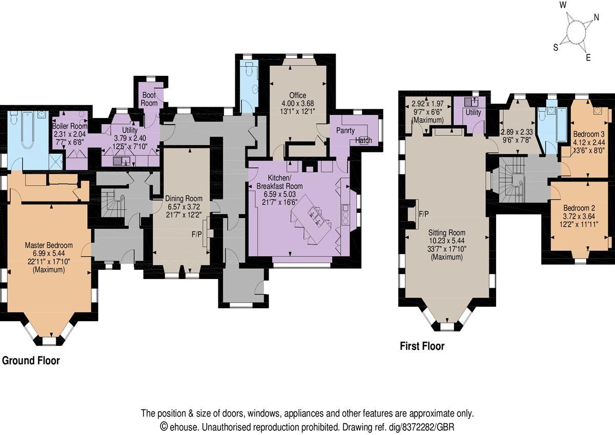 Luxury properties Bunloit Estate