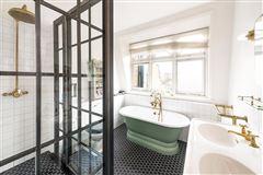 Luxury real estate refurbished top floor apartment