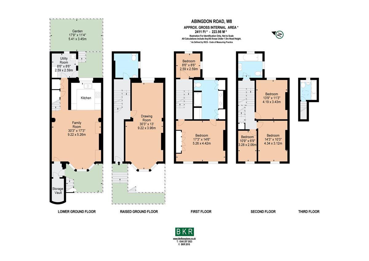 Mansions impressive five bedroom home