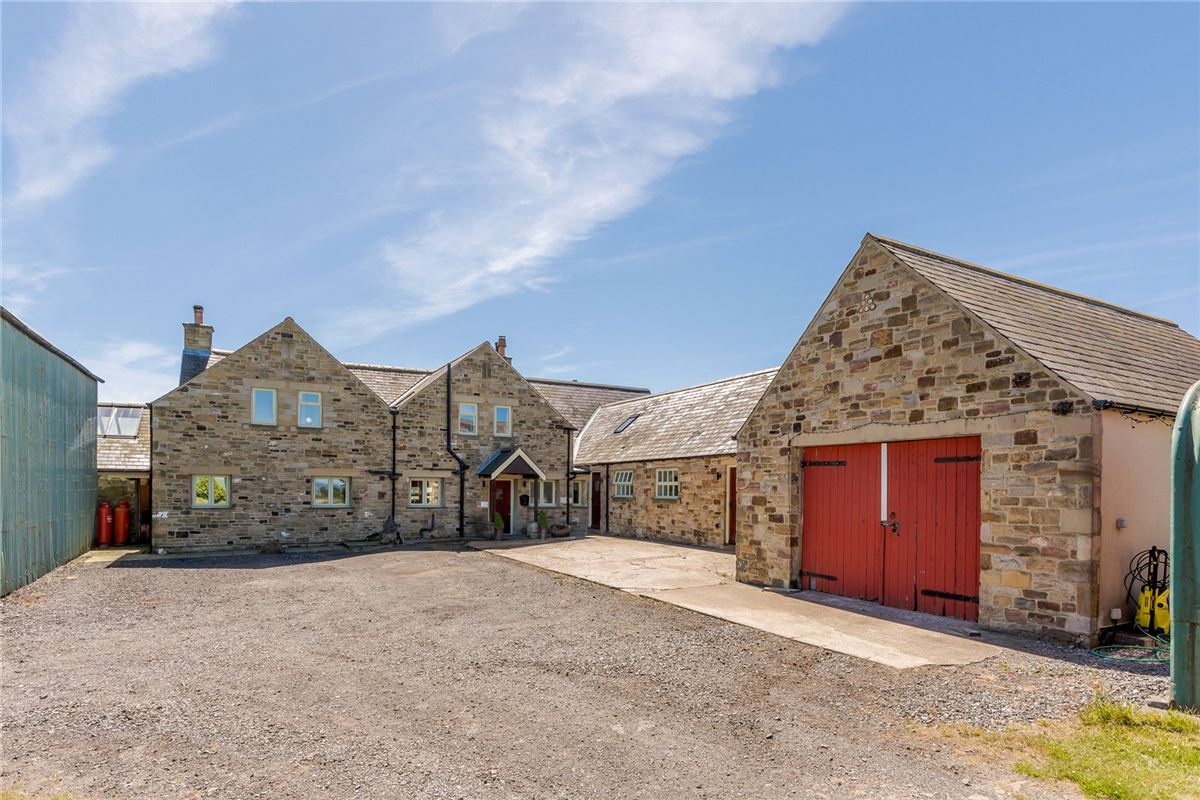 Luxury real estate High Broadwood Hall Farm