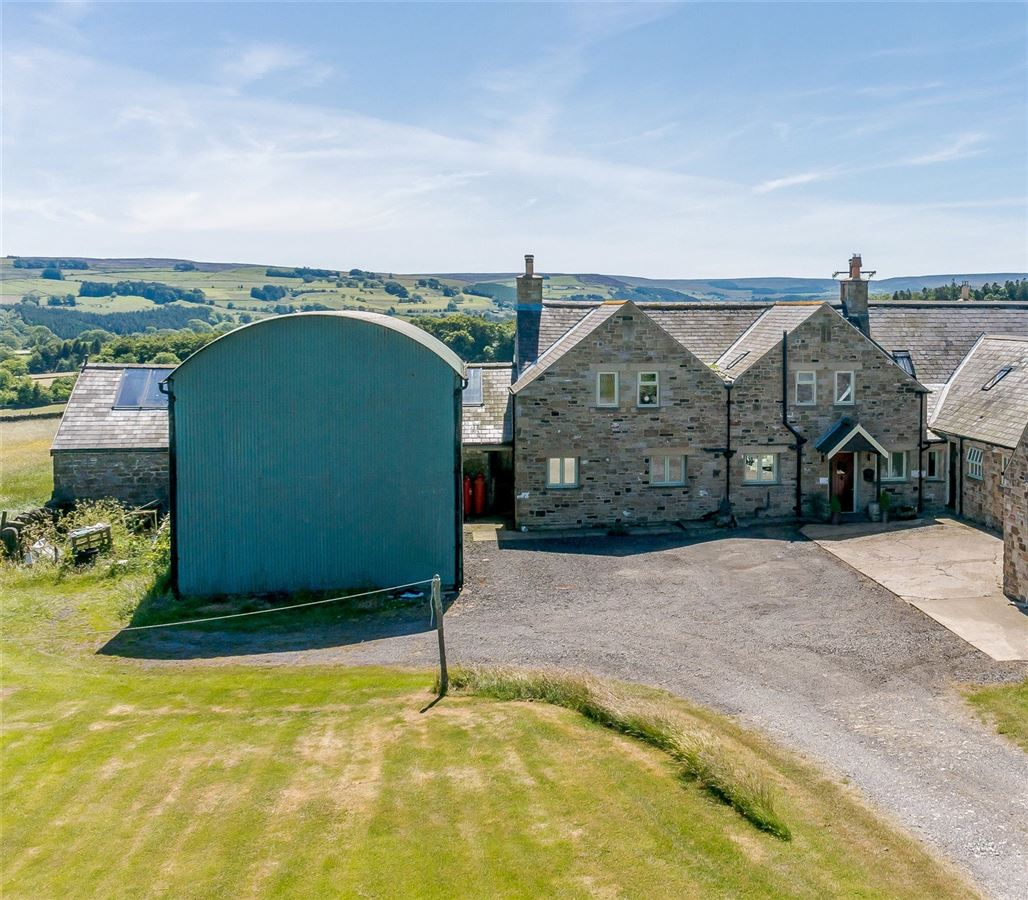 Luxury properties High Broadwood Hall Farm