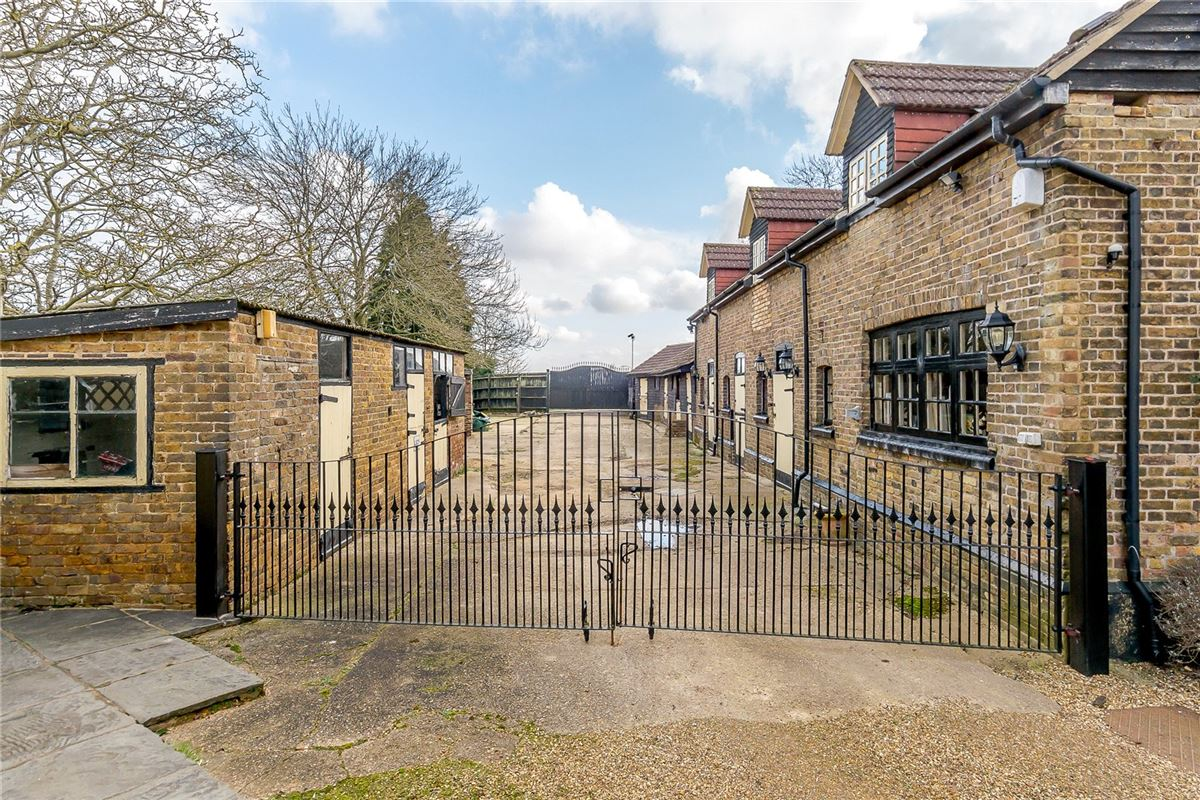 Luxury homes desirable detached farmhouse offers stunning views