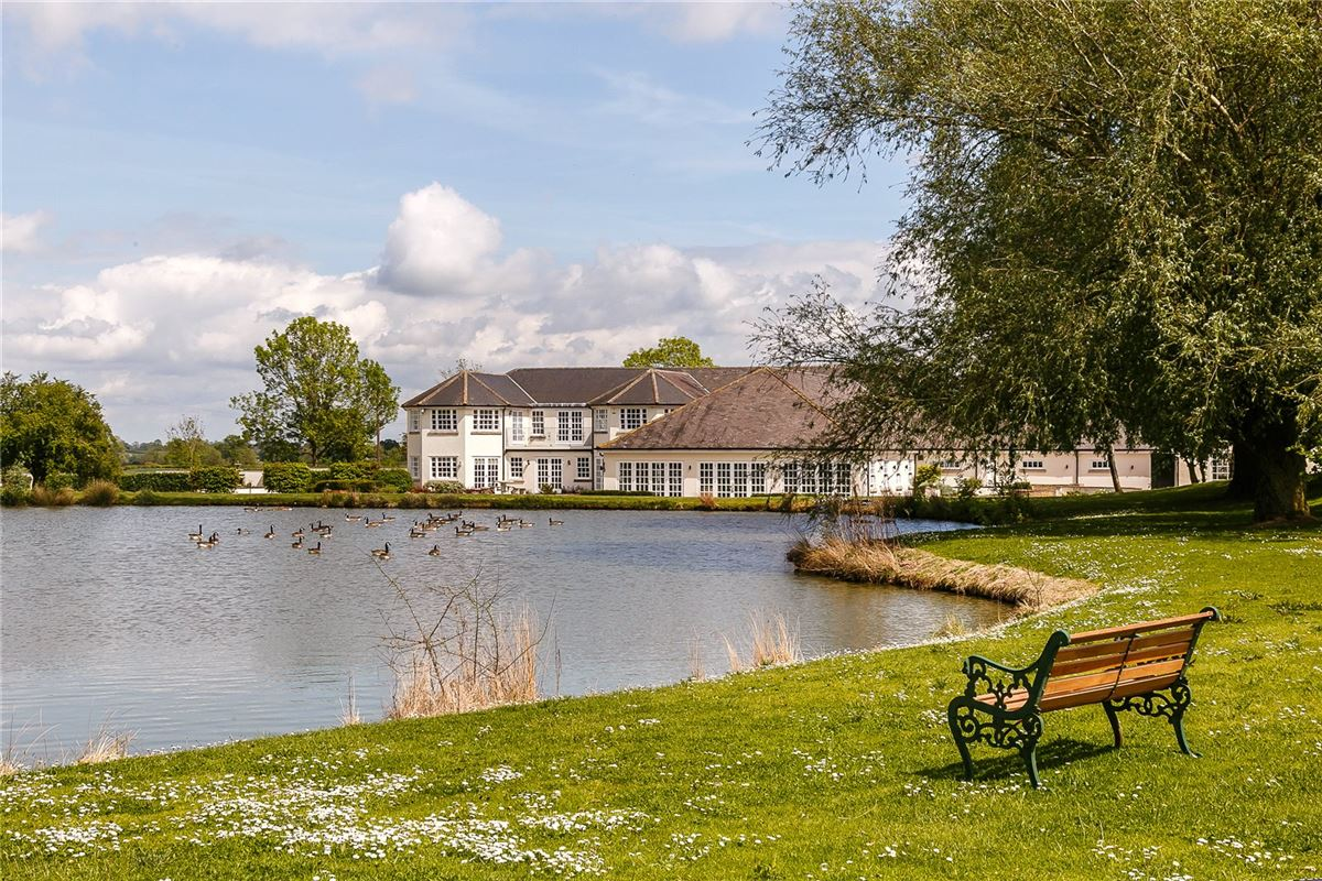 a handsome and beautifully set country house luxury properties