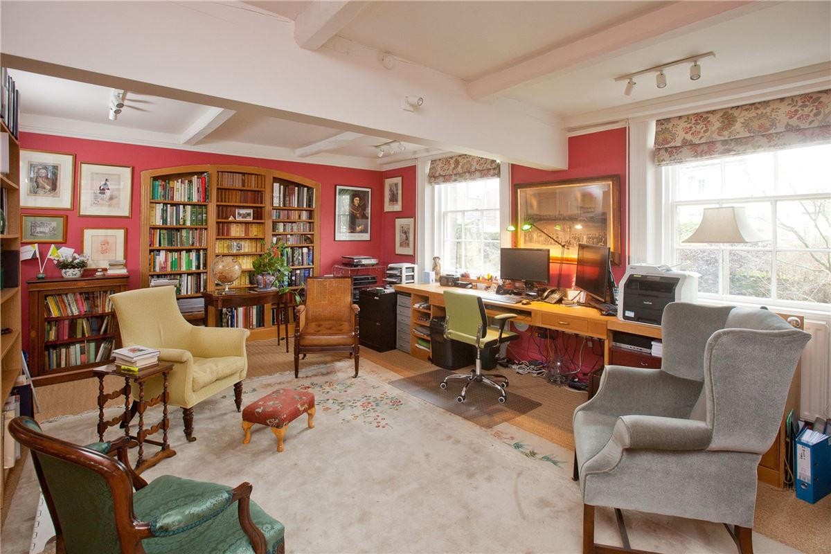 Rectory with fantastic views luxury real estate