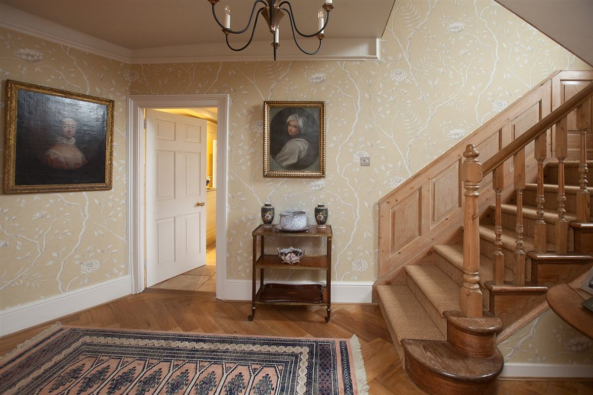 Rectory with fantastic views luxury properties