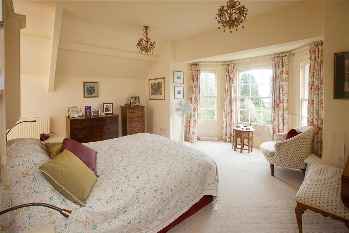 Mansions Rectory with fantastic views