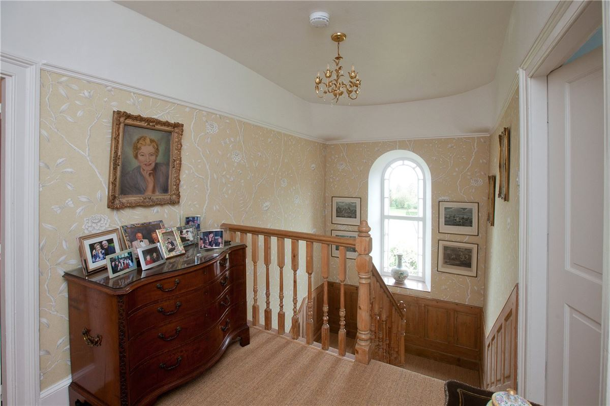 Mansions in Rectory with fantastic views