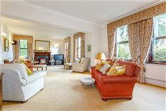 Luxury properties A beautifully maintained country house on lovely grounds