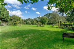 A beautifully maintained country house on lovely grounds luxury real estate