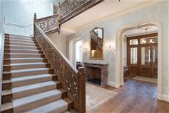 Luxury homes handsome mansion with poignant period features