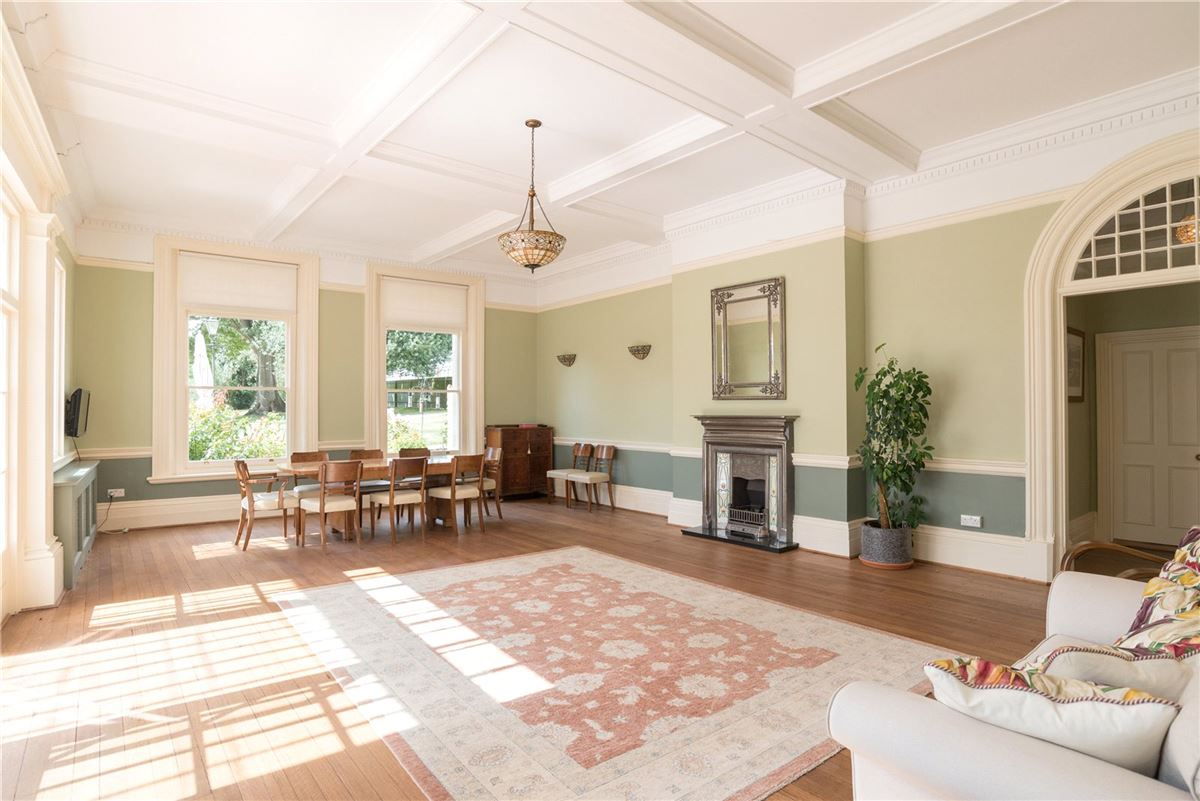 handsome mansion with poignant period features luxury properties
