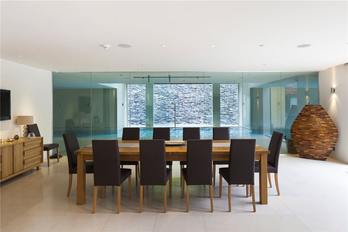 A modern masterpiece  luxury real estate