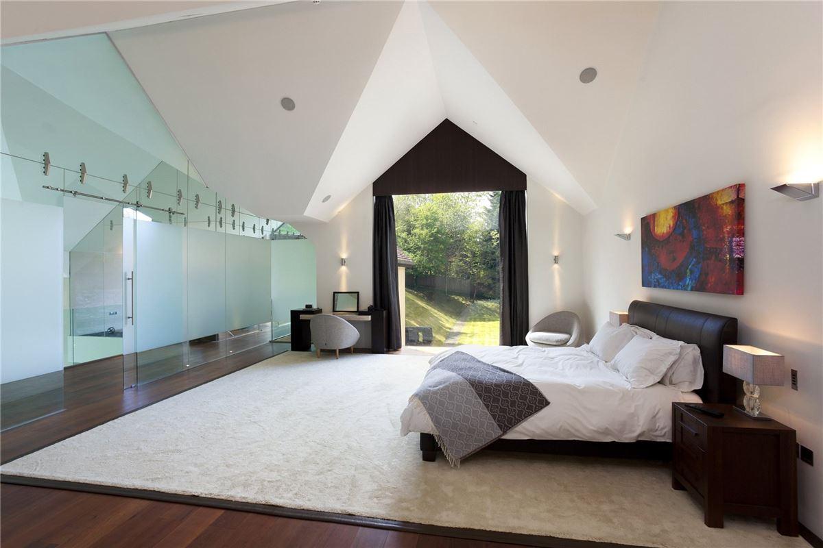 A modern masterpiece  luxury properties